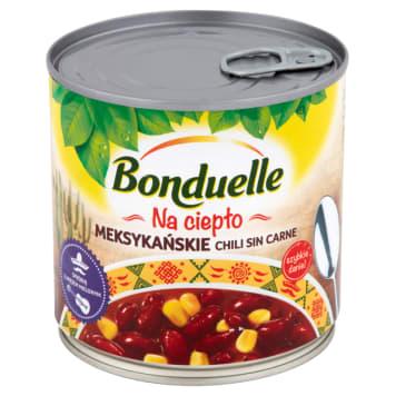 BONDUELLE Danie na ciepło Meksykańskie chili sin carne 430g