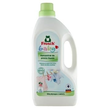 FROSCH Baby Koncentrat do prania ubranek dla niemowląt i dzieci 1.5l