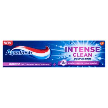 AQUAFRESH Intense Clean Pasta do zębów Deep Action 75ml