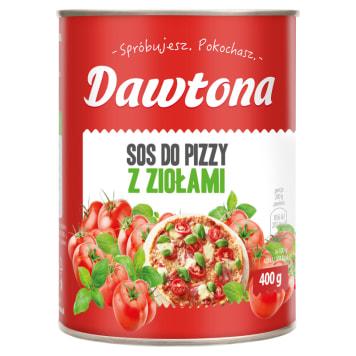 DAWTONA Sos do pizzy z ziołami 400g