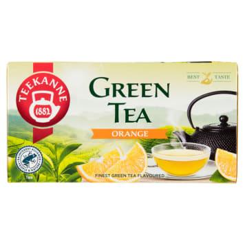 TEEKANNE Earl Grey Herbata zielona Orange 20 torebek 35g