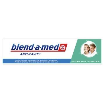 BLEND-A-MED Anti-Cavity Delicate Pasta do zębów 100ml