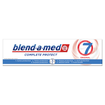 BLEND-A-MED Complete Protect 7 Pasta do zębów 100 ml