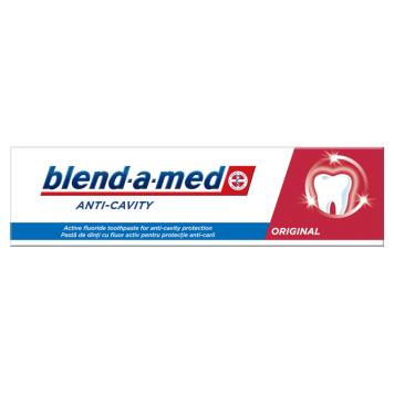 BLEND-A-MED Anti-Cavity Original Pasta do zębów 100ml