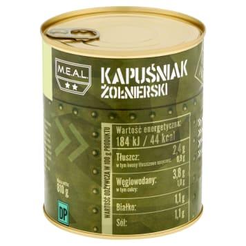 M.E.A.L. Kapuśniak żołnierski 810g