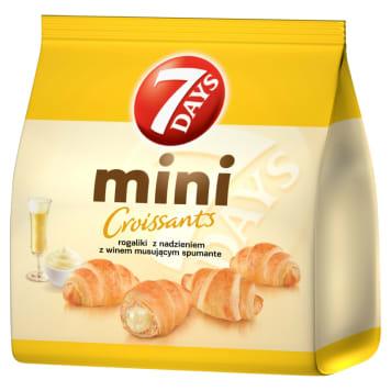7 DAYS Mini Croissant z nadzieniem o smaku spumante 185g