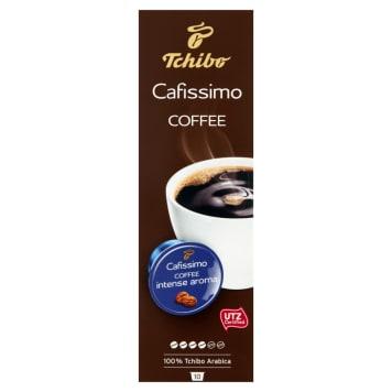 TCHIBO Cafissimo Kawa palona mielona w kapsułkach Coffee Intense Aroma 10 kaps. 75g