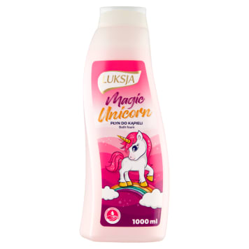LUKSJA Magic Unicorn Płyn do kąpieli 1 l