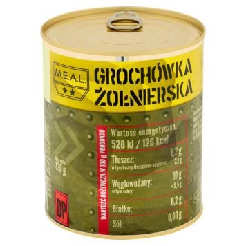 M.E.A.L. Grochówka żołnierska 830g