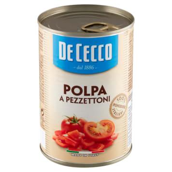 DE CECCO Pomidory krojone 400g