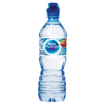 NESTLÉ PURE LIFE BYSTRZACHA Naturalna woda źródlana niegazowana 500ml