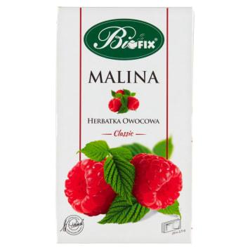 BIFIX Classic Herbatka owocowa Malina 25 torbek 50g