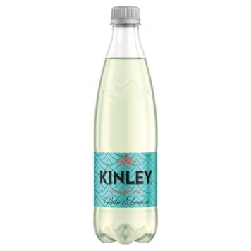 KINLEY Napój gazowany o smaku cytrynowym 500ml
