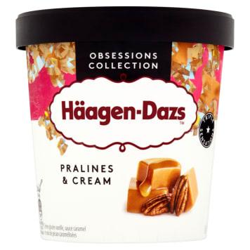 Lody - Haagen-Dazs Pralines&Cream. Przeoyszny deser o niezapomnianym smaku.