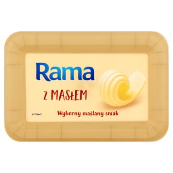 RAMA Margaryna z masłem 225g