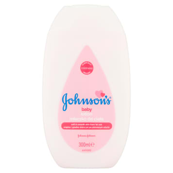JOHNSONS® Baby Mleczko do ciała 300 ml
