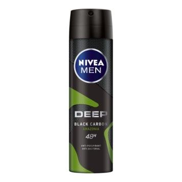 NIVEA MEN Deep Amazonia Antyperspirant w sprayu 150ml