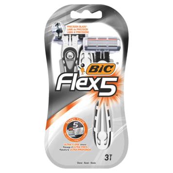 BIC Flex 5 Maszynka do golenia jednoczęściowa 1szt