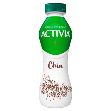 DANONE Activia Jogurt o smaku chia 280g