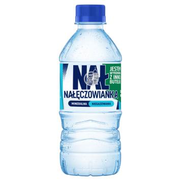 NAŁĘCZOWIANKA Naturalna woda mineralna niegazowana 330ml