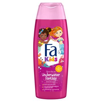 FA Kids Żel pod prysznic i szampon Sweet Berry 250ml