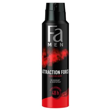 FA Men Attraction Force Dezodorant 150ml