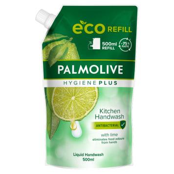 PALMOLIVE HYGIENE-PLUS Mydło w płynie Limonka - uzupełnienie Kitchen 500ml