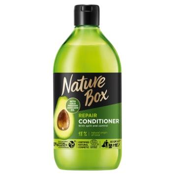 NATURE BOX Odżywka do włosów z olejem z awokado 385ml