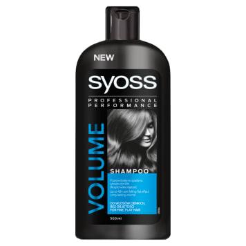SYOSS VOLUME Szampon do włosów cienkich 500ml