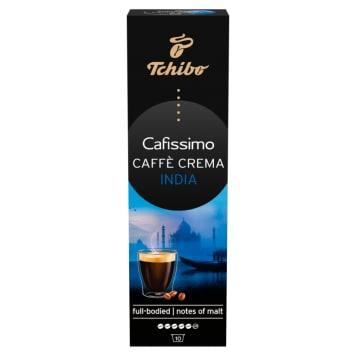 TCHIBO Cafissimo Kawa palona mielona w kapsułkach Caffe Crema India 10 kapsułek 75g