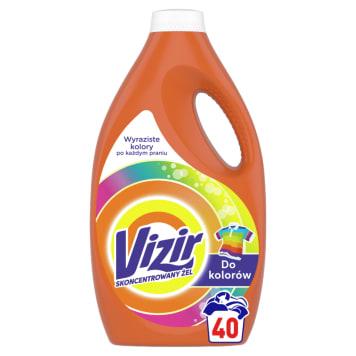 VIZIR ALPINE FRESH Płyn do prania do kolorów 2.2l
