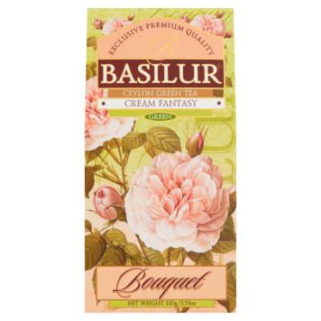 BASILUR Cream Fantasy Herbata zielona 100g