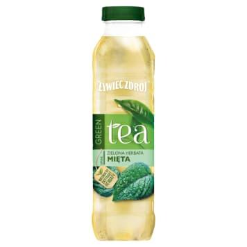 ŻYWIEC ZDRÓJ Green Tea Napój herbaciany Zielona Mięta 500ml