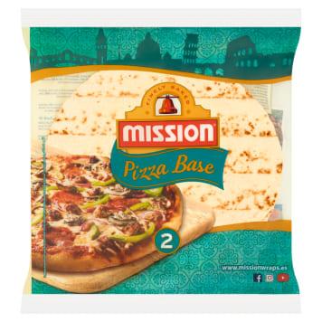 MISSION Spód do pizzy pszenny 2szt. 230g
