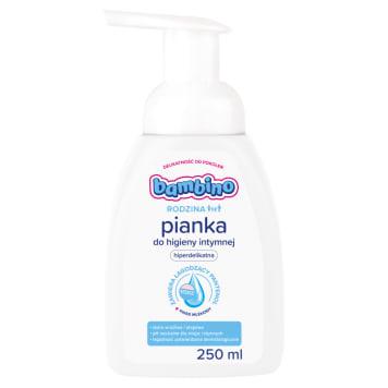 BAMBINO RODZINA Pianka do higieny intymnej 250ml