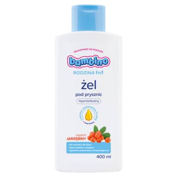 BAMBINO RODZINA Żel pod prysznic o zapachu jarzębiny 400ml