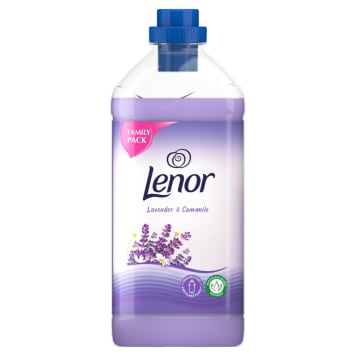 LENOR Płyn do płukania tkanin Lavender&Camomile 1.8l