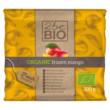 2BE BIO Mango mrożone BIO 300g