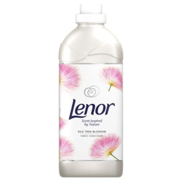 LENOR Silk Tree Blossom Płyn do płukania tkanin 1.38 l