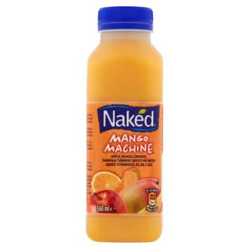 NAKED Wieloowocowe smoothie z witaminami Mango Machine 360ml