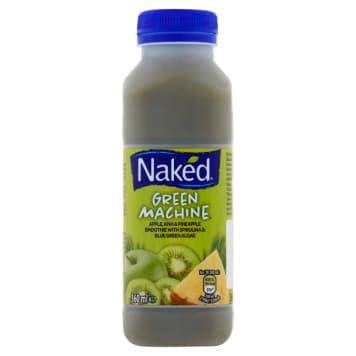 NAKED Wieloowocowe smoothie z witaminami i ekstraktami botanicznymi Green Machine 360ml