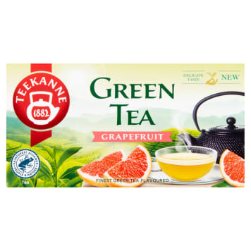 TEEKANNE Zielona herbata grejfrut 45g