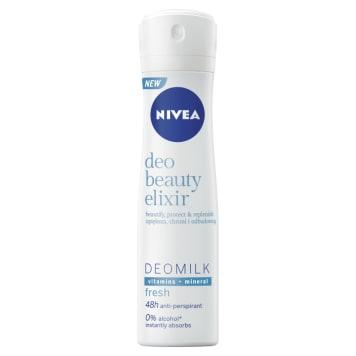NIVEA Deo Beauty Elixir Fresh Antyperspirant w sprayu 150ml