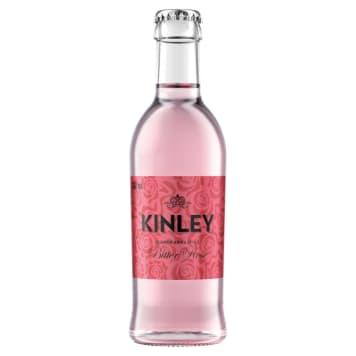 KINLEY Napój gazowany o smaku Bitter Rose 250ml