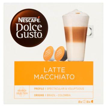 Kawa w kapsułkach - Nescafe Dolce Gusto Latte Macchiato