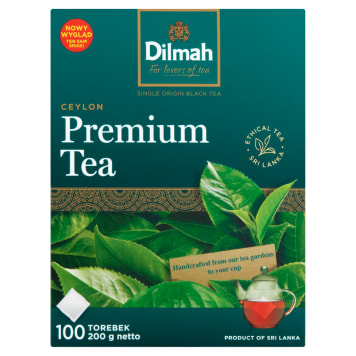 Herbata Premium - Dilmah