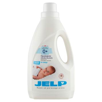 JELP 0+ Hipoalergiczne mleczko do prania białego 1.5l
