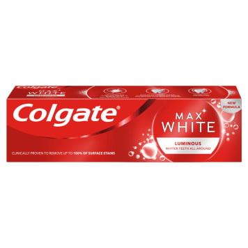 COLGATE Max White Pasta do zębów Luminous 75ml