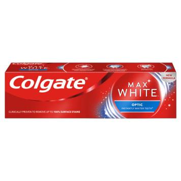 COLGATE Max White Pasta do zębów Optic 75ml