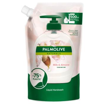 PALMOLIVE Naturals Mydło w płynie Mleczko Migdałowe - uzupełnienie 500ml